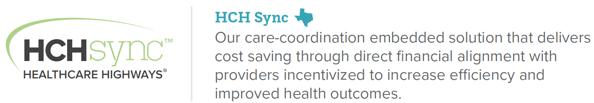 Texas-HPN-HCHSync Logo And Description